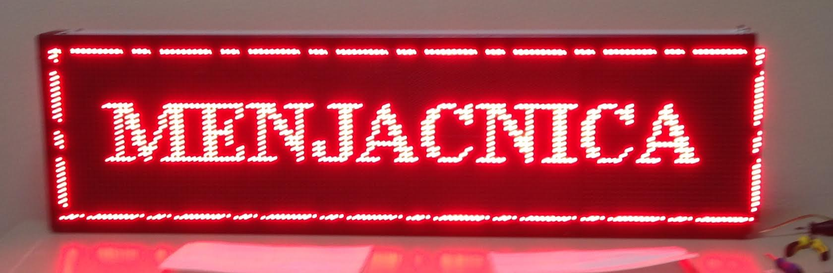 Displej reklama, display reklama, svetleca, led, sa led rasvetom, prodaja, beograd, srbija, cene, ce