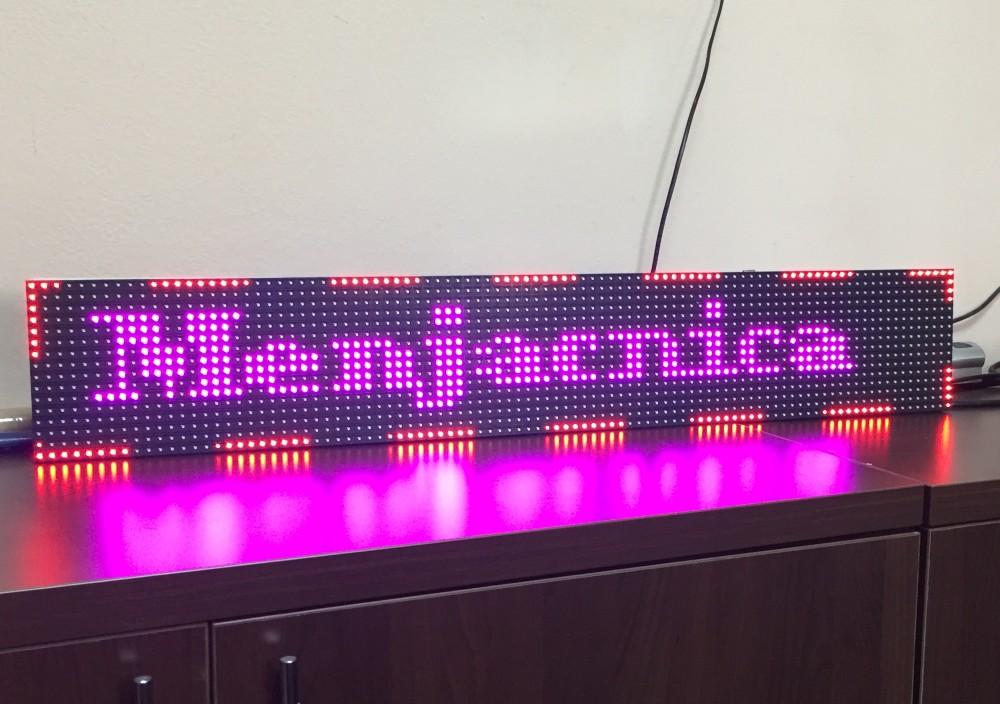 Digitalni displej, matricni led displej, display, servis led displeja, reklama, svetlecih, beograd,